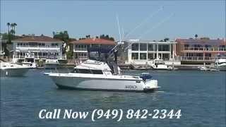 Skipjack Sport Fishing Boat