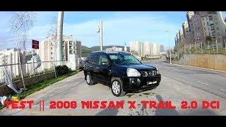 Test || 2008 Nissan X-trail 2.0dci - #43