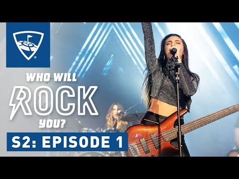 Who Will Rock You? | Season 2: Episode 1 - Full Episode: Casting | Topgolf