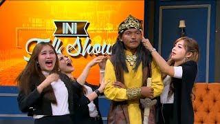 Trio Macan Ketawa Terus Akting Bareng Aktor Laga