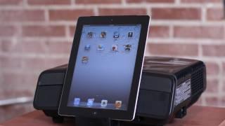 Review: Epson MegaPlex iPhone/iPad Projector