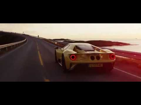 Ford Gt The Atlantic Road Norway