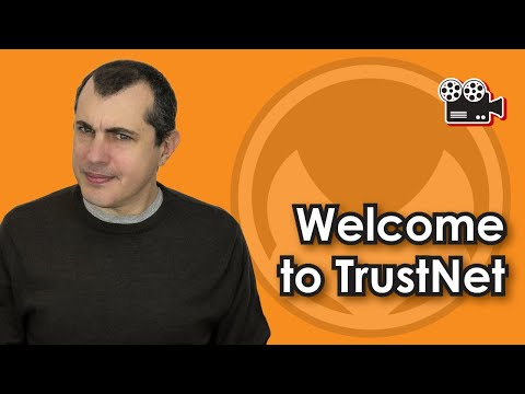 Welcome to TrustNet -- Cologne 2016
