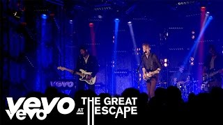 The Bohicas - Where You At (Live) - Vevo UK @ The Great Escape 2015