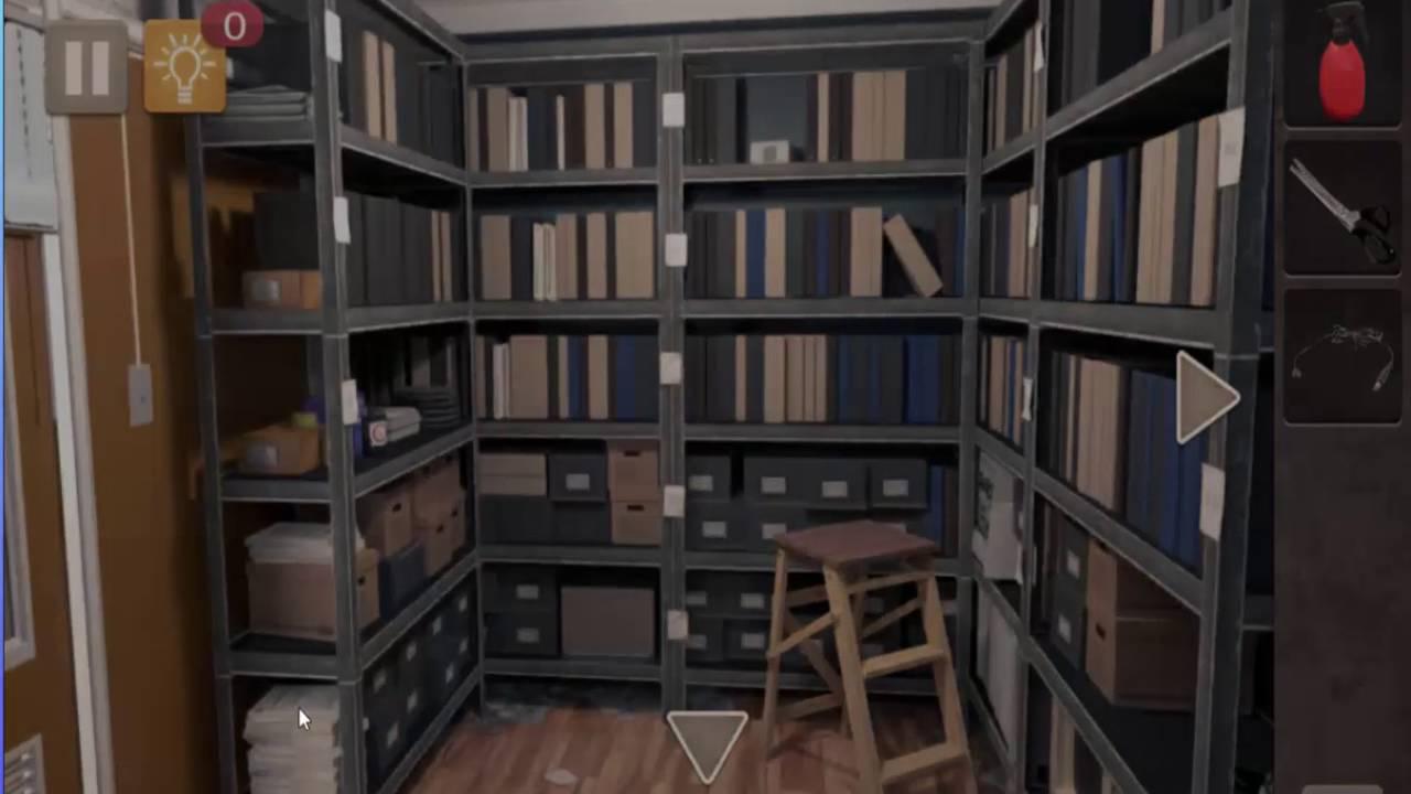 Spotlight Room Escape White Collar Chapter 2 Part 3