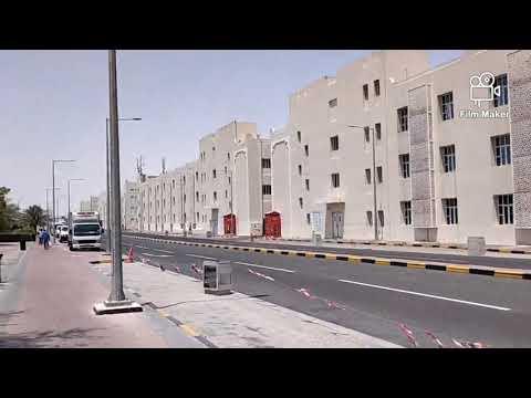 Qatar, labour camp is good camp ,