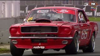 2017 Central Muscle Car Masters - Pukekohe - Race 2