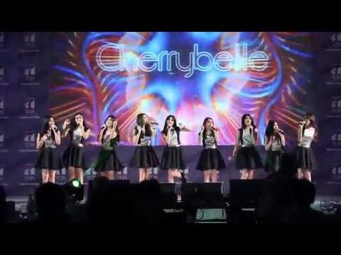 [Fancam] Cherrybelle - Birthday Kiss