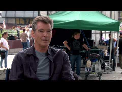 "The November Man: Pierce Brosnan ""Peter Devereaux"" Behind the Scenes Movie Interview"