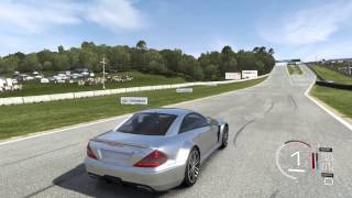 Forza Motorsport 5 Mercedes-Benz SL65 AMG Black Series Gameplay HD 1080p