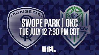 Swope Park Rangers vs OKC Energy FC full match