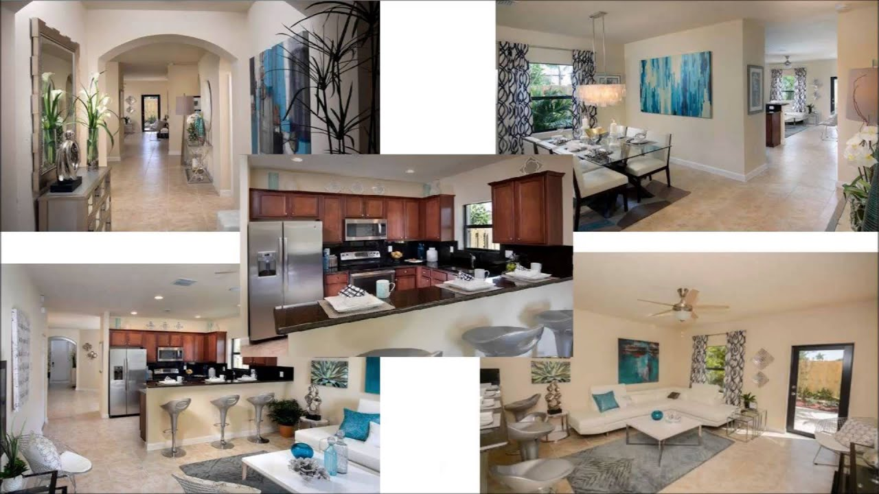 Lennar Silver Palms At Cutler Bay Townhomes And Single Family Homes Youtube