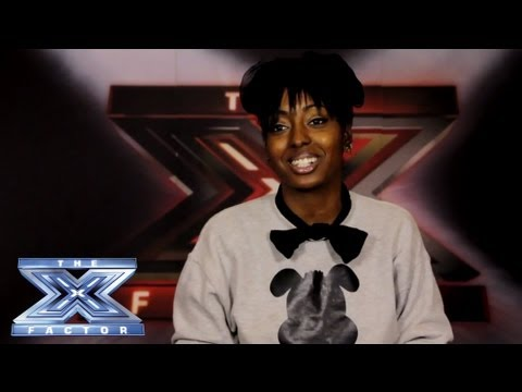 Yes, I Made It! Ashly Williams  THE X FACTOR USA 2013