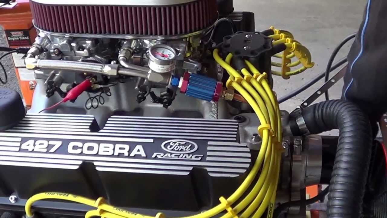 Maxresdefault on Ford Small Block 427 Crate Engine