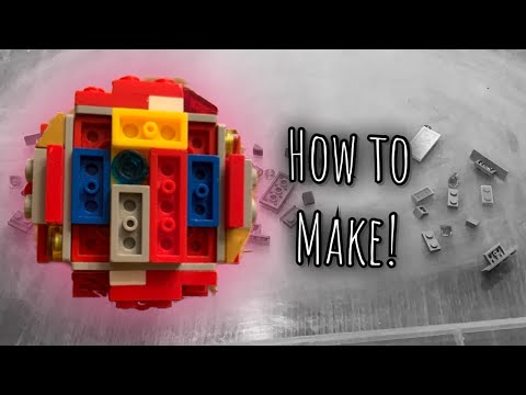 HOW TO MAKE INFINITE ACHILLES! | LEGO beyblade how to's