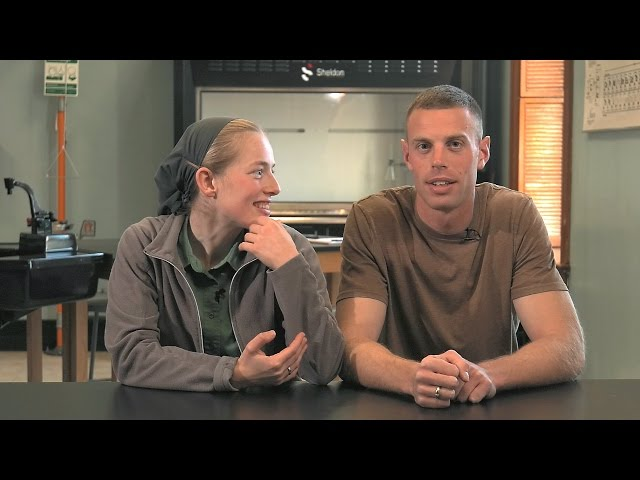 How We Met - Laura from the Bruderhof - YouTube