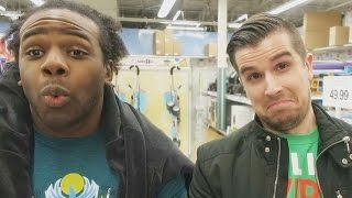 CHRIS & CREED BUY TOYS FOR KIDS!!