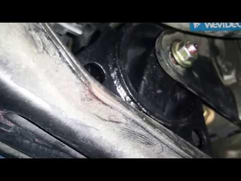 Infiniti G20 Front Motor Mount Replacement