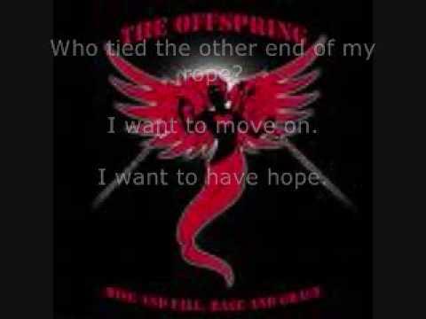 Trust In You - The Offspring - Lyrics