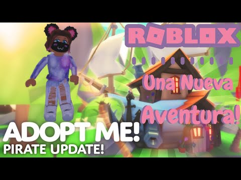 ❤Empieza Mi Nueva Aventura / Mi Primer Video | Roblox Adopt Me | Yui Panda❤