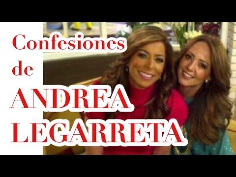 CONFESIONES DE ANDREA LEGARRETA