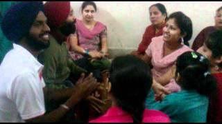 Punjabi Wedding ladies sangeet 1.mp4