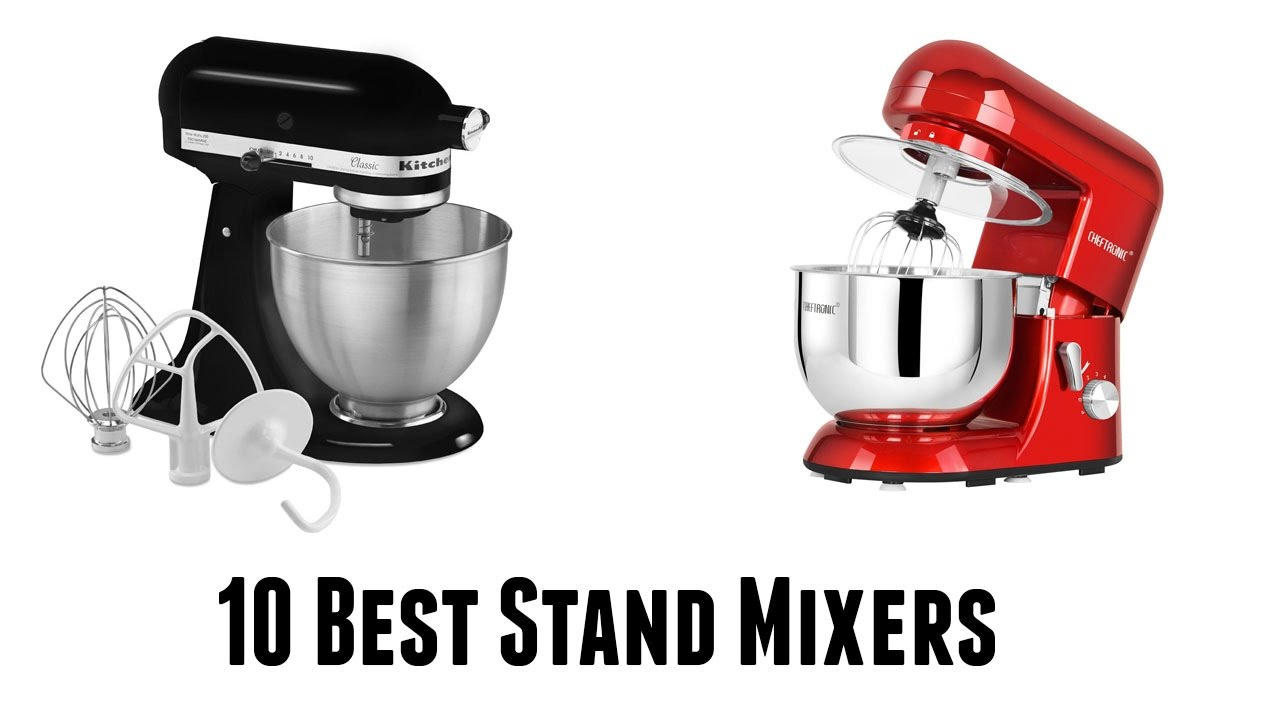 Best Stand Mixers 2017 - YouTube