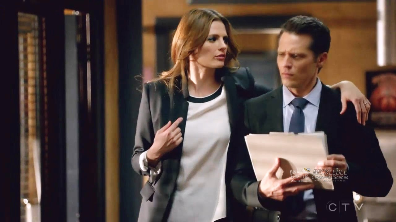 When do castle and beckett start dating. Castle (TV series
