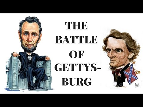 The Battle Of Gettysburg In 3 Minutes