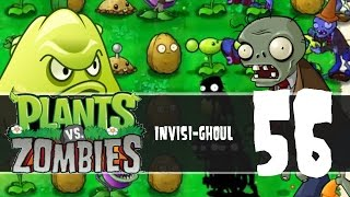 Plants vs Zombies, Episode 56 - invisi-ghoul