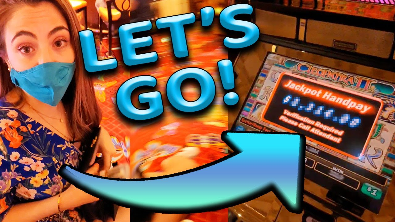 Ask & Receive! 15 Free GAMES JACKPOT on Cleo 2 at Encore Las Vegas!