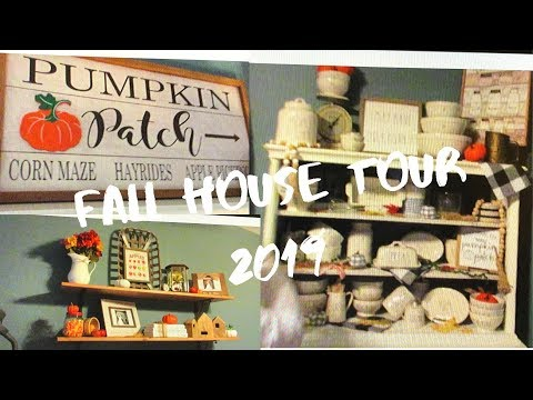 FALL HOUSE TOUR   2019   BRITTANY HICKS