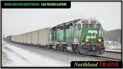 Burlington Northern: 20 years later