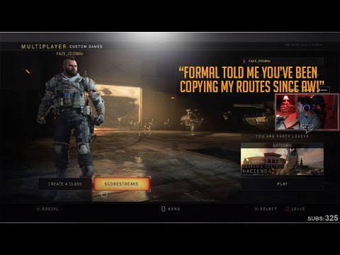 ZOOMA EXPOSES CRIMSIX ON STREAM - CoD: BLACK OPS 4 FUNNY MOMENTS & BEST FAILS #2