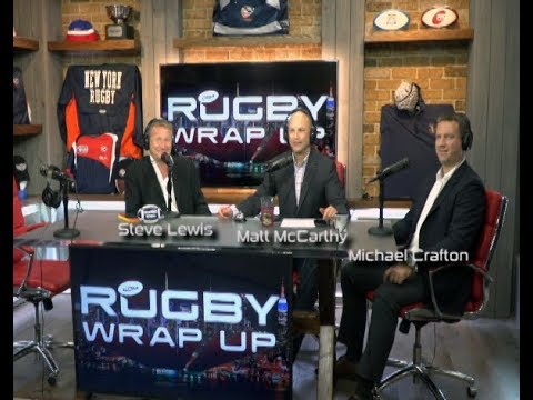 USA Rugby Reps Steve Lewis & Mike Crafton Re USAR Congress, Board, RIM, Rugby Channel