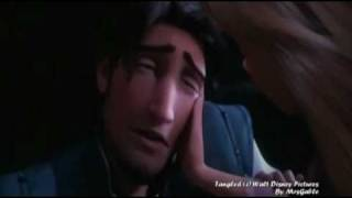 Tangled - Flynn comes to the rescue of Rapunzel