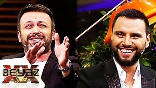 Alişan ile Serhat Kılıç Birbirine Girdi - Beyaz Show