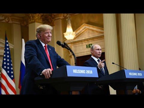Trump dit admettre l'ingérence des Russes dans la présidentielle 2016