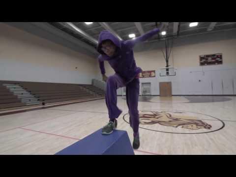 Kelly Miller Middle School Parkour
