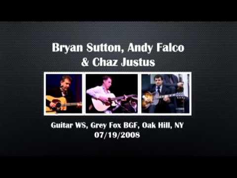 【CGUBA449】 Bryan Sutton, Andy Falco & Chaz Justus 07/19/2008