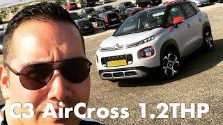 Review: Citroën C3 AirCross 1.2 THP Shine. Daar worden we vrolijk van
