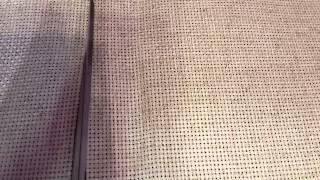 Как подготовиться к началу вышивки при самостоятельном подборе ниток(http://instagram.com/alinaiklenko/ моя страница на Instagram. Добро пожаловать! Мои ежедневные фото отчеты по вышивке., 2013-11-27T09:25:38.000Z)