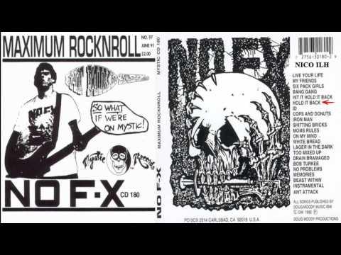 Nofx - Maximum rock n roll (full album)