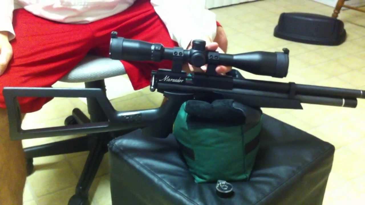 Benjamin Marauder Pistol Review