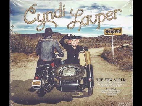 Cyndi Lauper - Detour - 2016 - Unboxing CD streaming vf