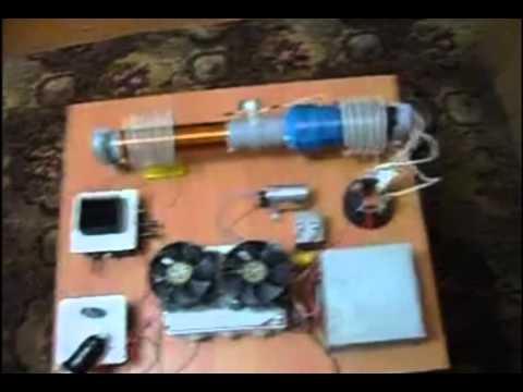 Oksimoron Vladimir Free  Energy Device