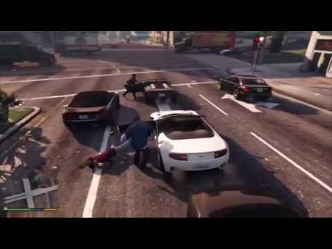 Mod de tornado gta 5 gameplay
