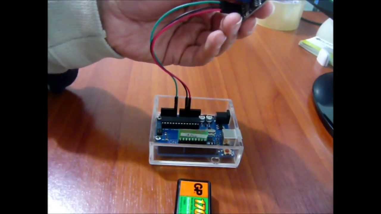 Medidor De Sonido Con Sensor Y Arduino Youtube