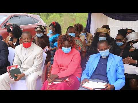Pastors Who attended Mukwenze's Burial plus the Sermon by Pst Mausu.