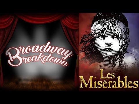 Les Miserables Broadway Discussion w/ BroadwayWorld's Robert Diamond - Broadway Breakdown